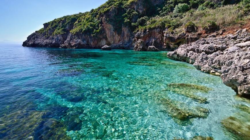 Riserva dello Zingaro's beach, Western Sicily