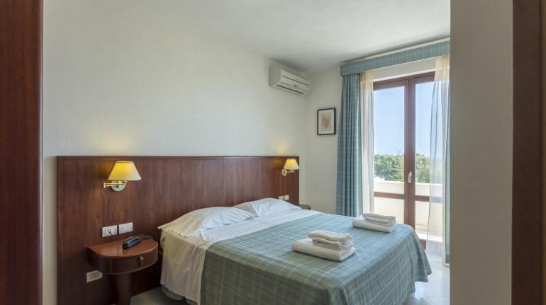 A room in Auralba hotel, Sicily