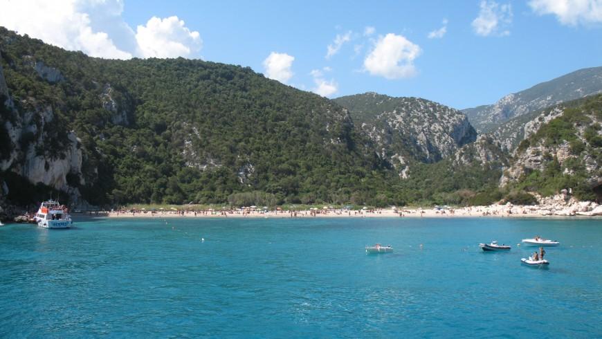 Gulf of Orosei, Sardinia, smoke free beach
