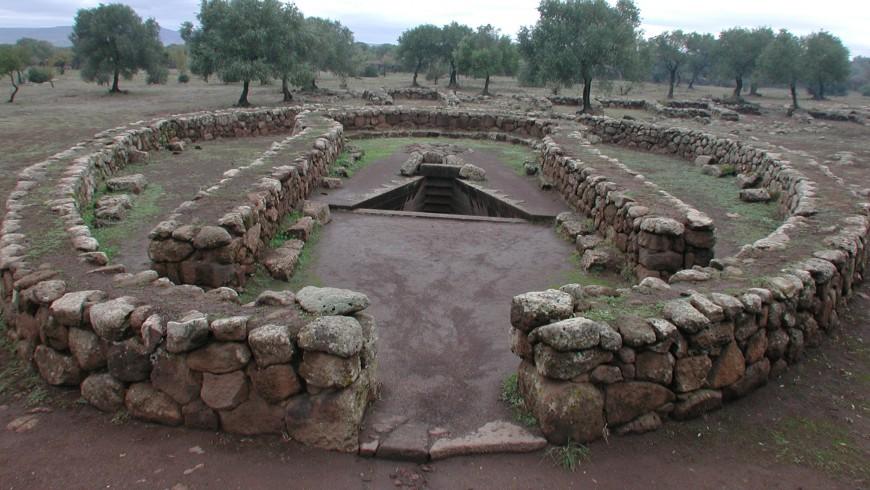 Santa Cristina well: a mystery of Sardinia