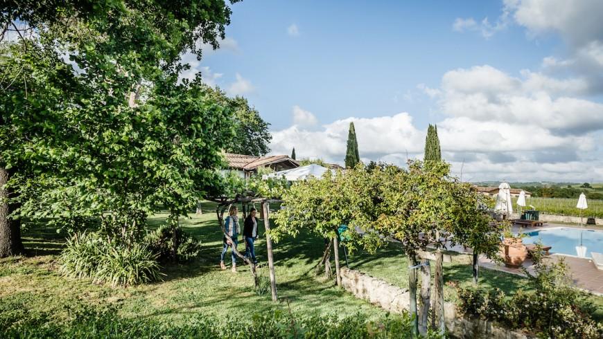 Charming farmhouse for chic breaks in Maremma