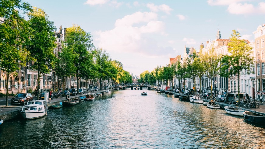 Amsterdam, one of the most vegan cities in Europe