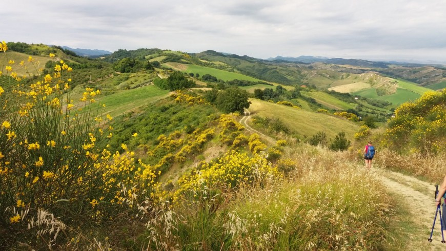 Best walking paths in Italy: Cammino di SantAntonio