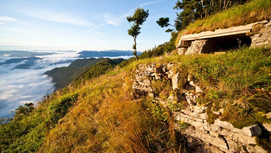 Soča (Isonzo) front