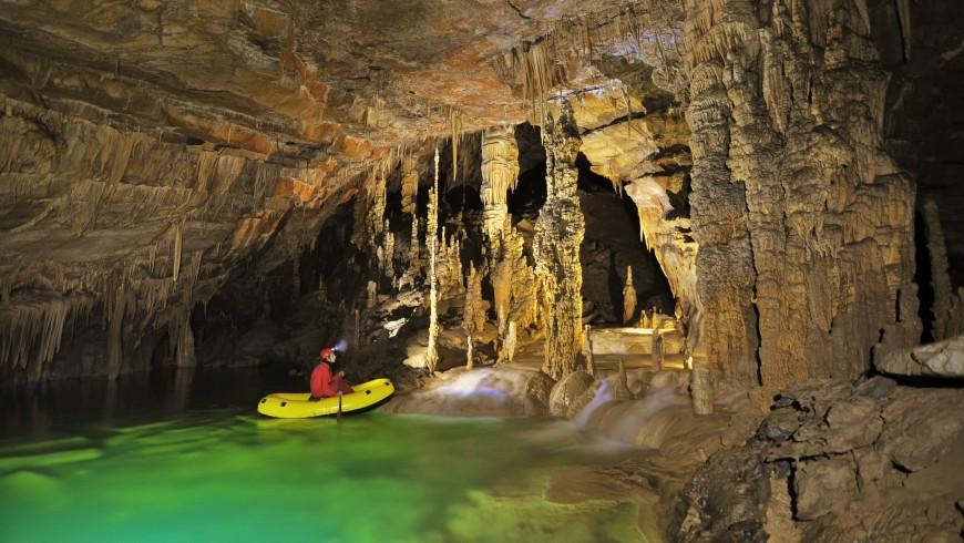 Krizna cave