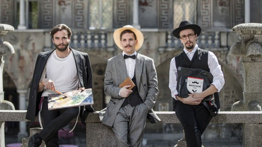 Moustache cultural tour Ljubljana