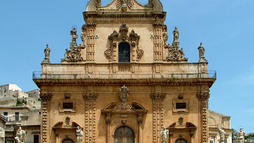 St. Peter's Cathedral, Modica