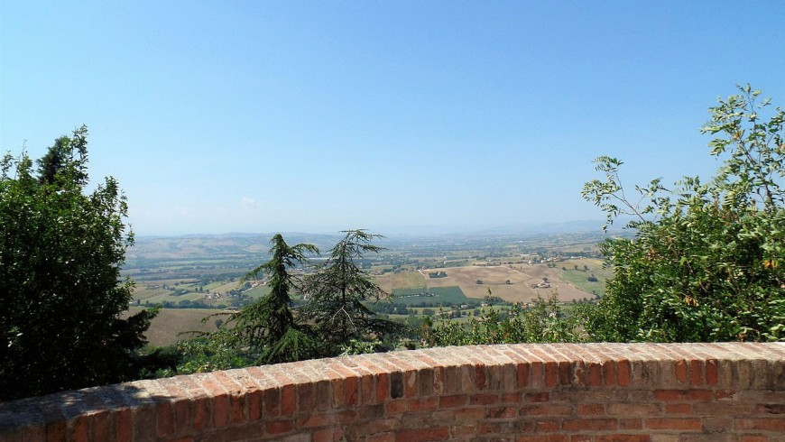 Recanati and the Macerata hills