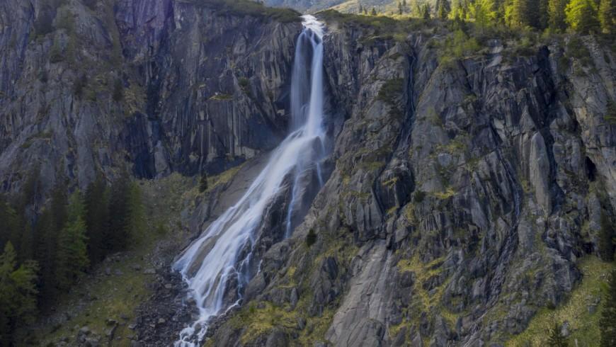Waterfall da la Canavacia
