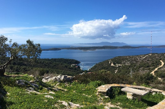 Hvar viewpoint