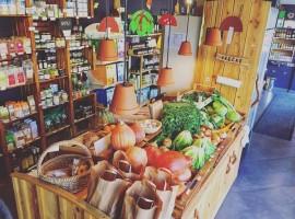 Krajček organic food store
