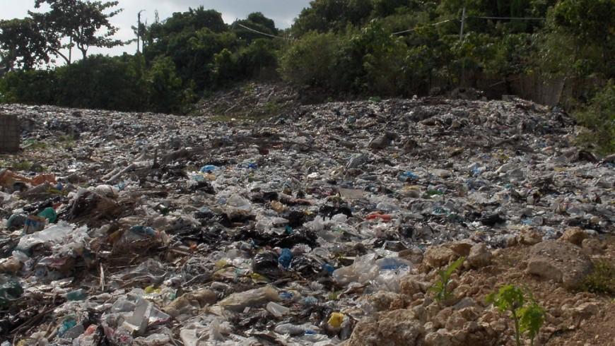 Boracay waste