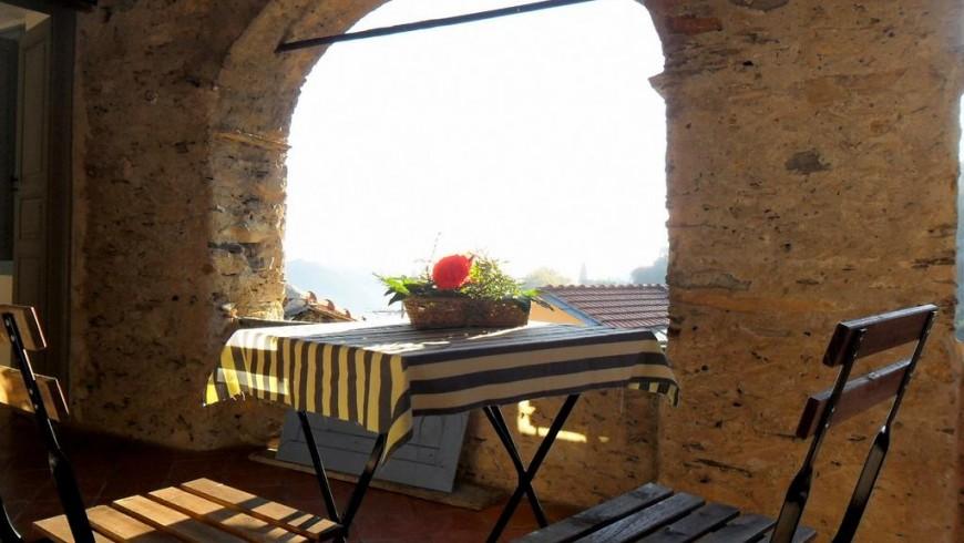 eco-friendly accommodation in Liguria