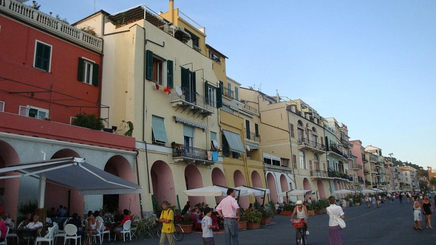 Oneglia, Imperia