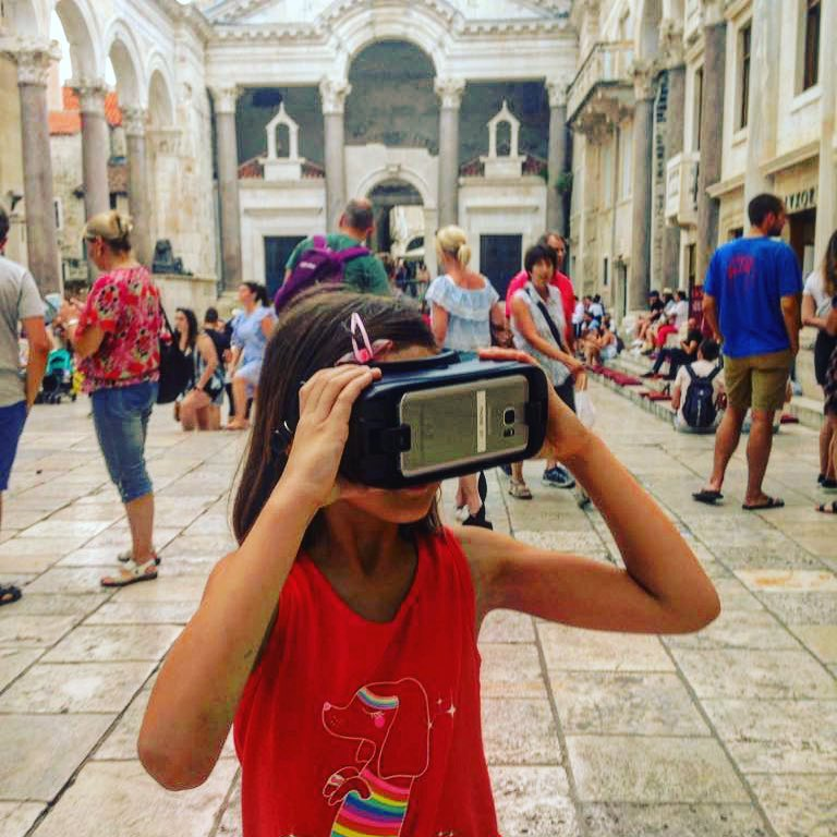Virtual reality tour Split - top extraodrinary experiences in Dalmatia