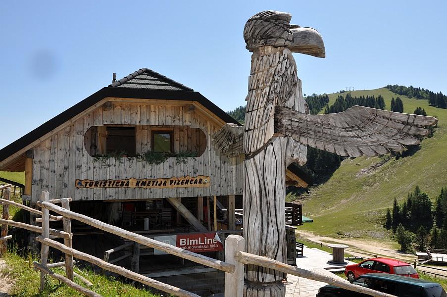 Tourist farm Viženčar