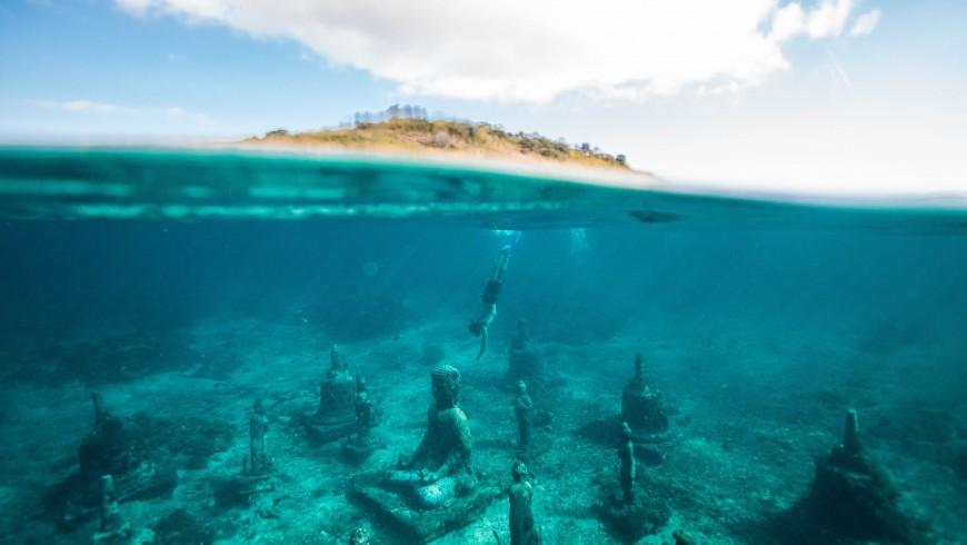 Lembongan island, Indonesia