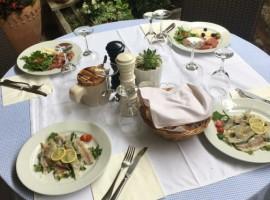 Seafood and local fish in Dalmatia - Restaurant La Cantinetta