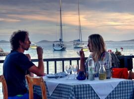 Seafood and local fish in Dalmatia - Restaurant Čigrađa