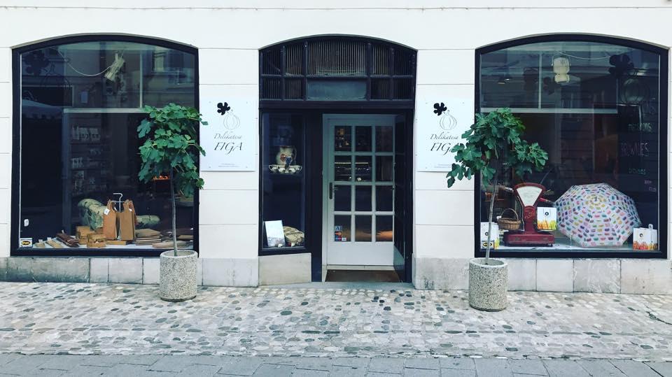 Delicatessen Figa Kranj gourmet shop