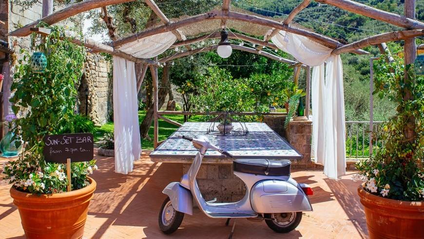 Your villa in Sorrento
