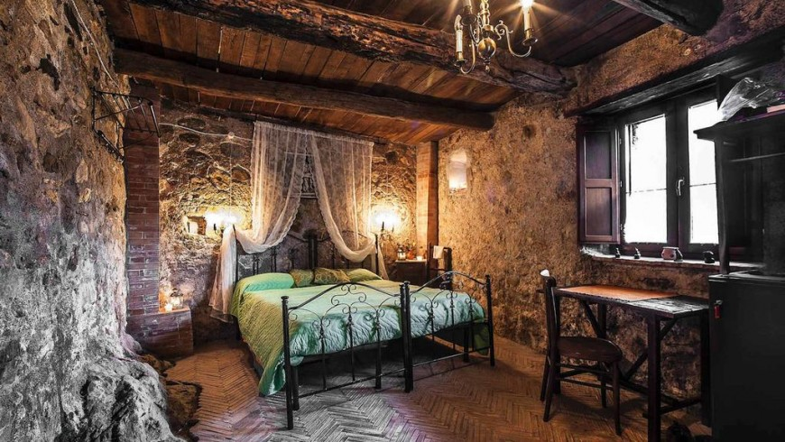 B&B In the heart of a medieval village of Basilicata