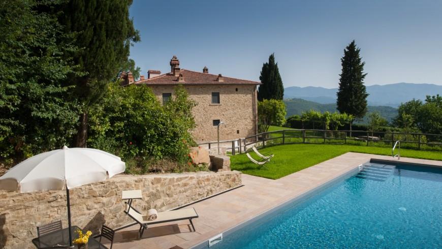 Your Tuscan villa
