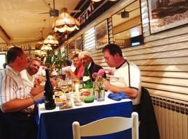 Seafood and local fish in Dalmatia - Restaurant Račić