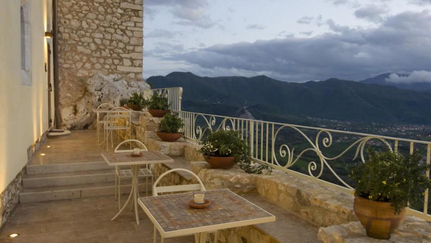 Sotto Le Stelle albergo diffuso, Lazio
