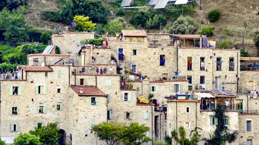 A vacation among the seas and mountains of Liguria