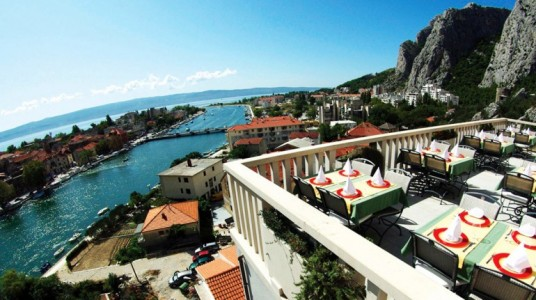 Eco-friendly Villa Dvor Omiš