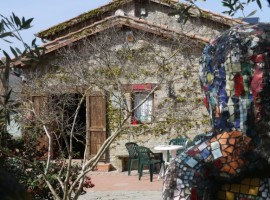An ecovillage for creative holidays in the heart of Umbria