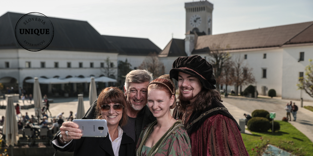 Castle experiences - Ljubljana green travel guide