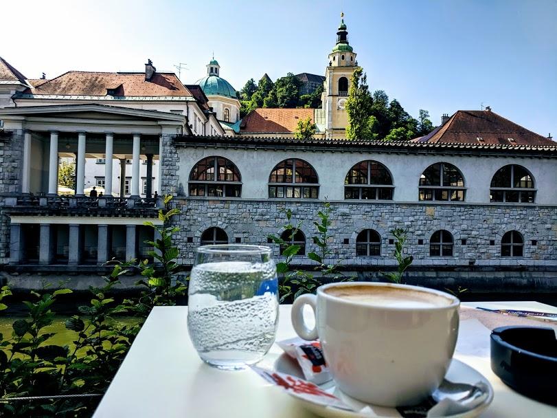Ljubljana green travel guide