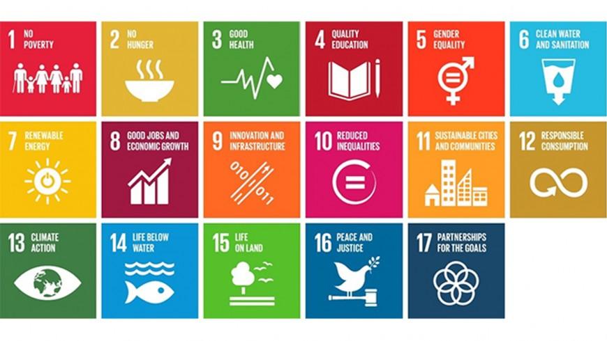 17 points on ONU 2030 Agenda