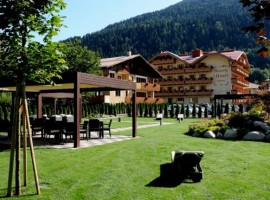 4 star hotel in Adamello Brenta Park