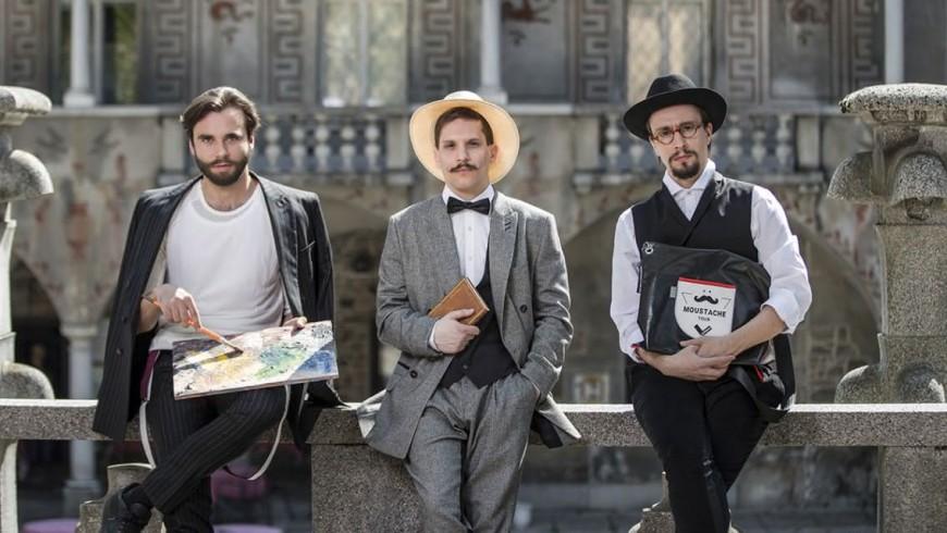 Mustache tour - Ljubljana green travel guide