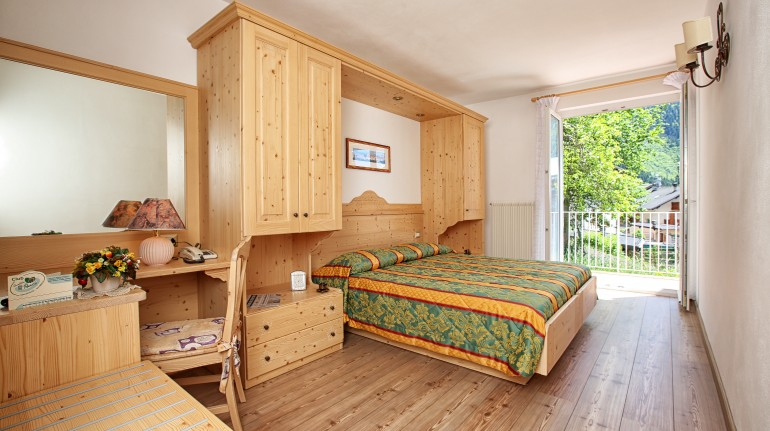 Hotel on Lake Molveno