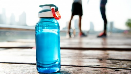 use your water bottle to make informed purchases