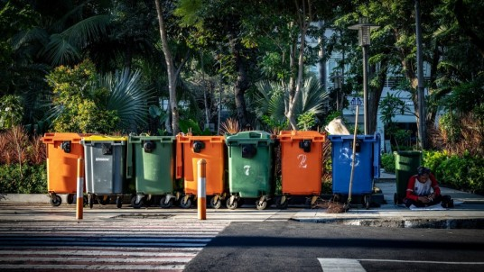 Learn how to do separate collection of waste