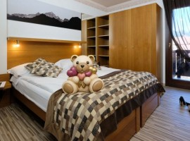 Green accommodation in Adamello Brenta Park