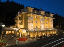 Eco-friendly hotel in Madonna di Campiglio, Trentino