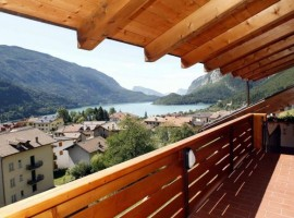 Hotel on Lake Molveno
