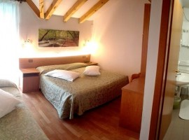 Hotel with SPA in Adamello Brenta Park