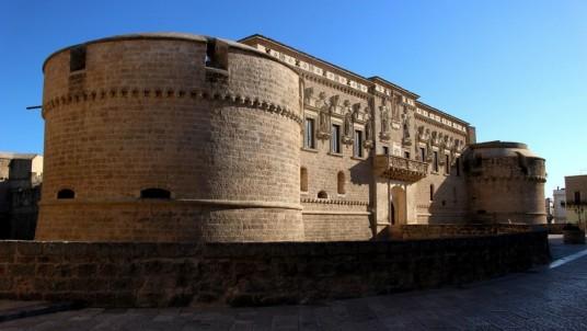 Castle of Corigliano d'Otranto