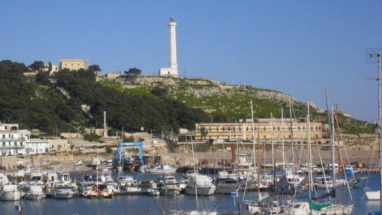 Harbour and lighthouse