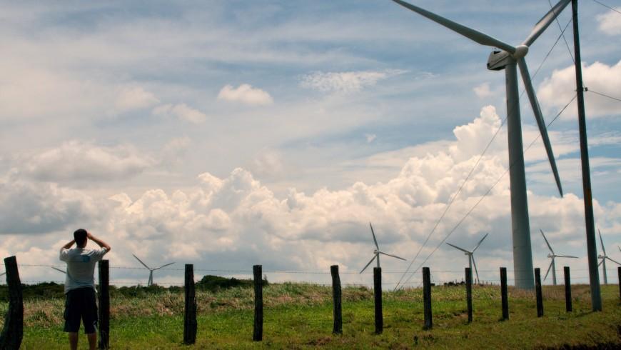 Windpower in Costa Rica