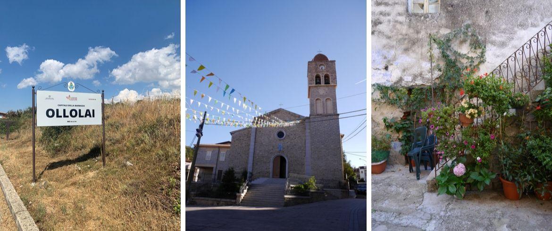 Ollolai, Sardinia