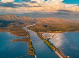 Neretva river - hidden gems Dalmatia