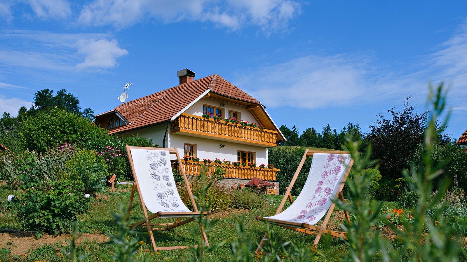 Ecological Tourist Farm Urška - Ecobnb.com